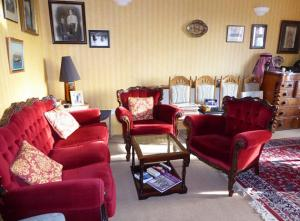 The Front Room at Herrislea
